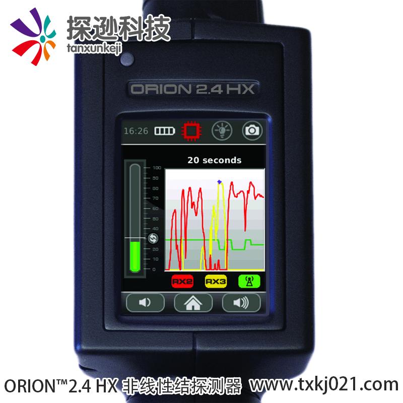 ORION™2.4 HX非线性结探测器