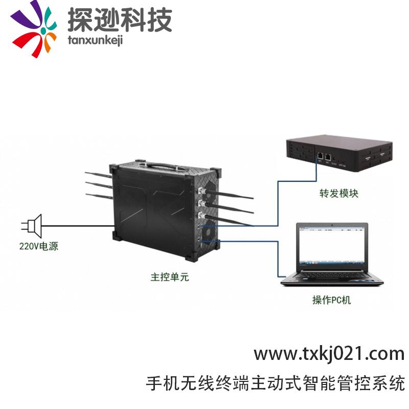 手机终端主动式智能管控系统