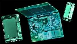禁止使用危险探测电子设备