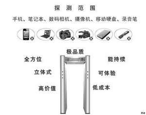 手机探测门有哪些功能?