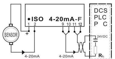 信号隔离器原理、分类及选择