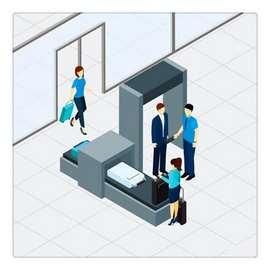 如何避免安检门的误区