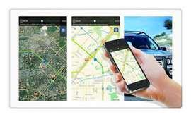 手机如何能随时随地定位车辆方位?