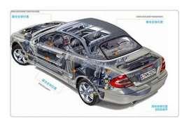 4S店会在车上装定位器 如何检查?